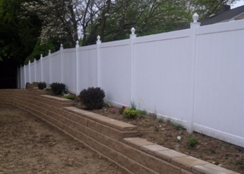 Vinyl Fence Nj Vinyl Fence New Jersey Fences4us